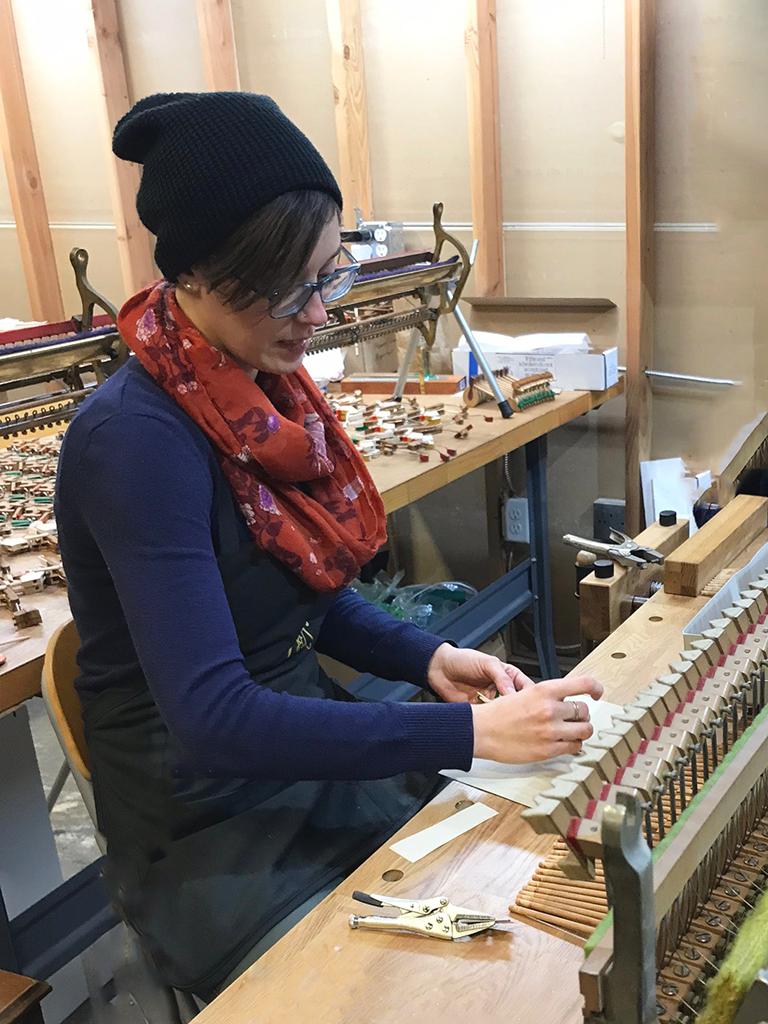 portland-piano-repair-and-restoration-from-michelles-piano-in-portland-oregon-brittany-technician